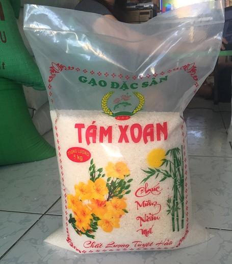 Gạo ngon biếu tết Đinh Dậu 2017