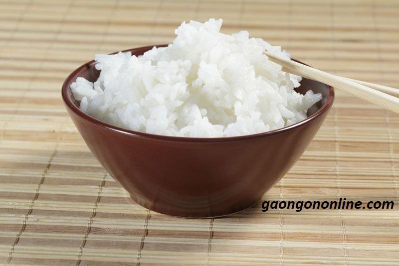 Gạo sa mơ - gạo ngon miền tây