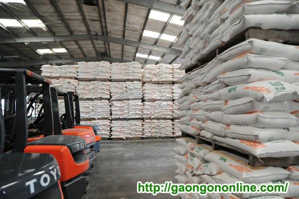 Tìm nguồn gạo chất lượng mở đại lý gạo