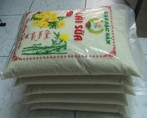 Gạo đặc sản biếu tết