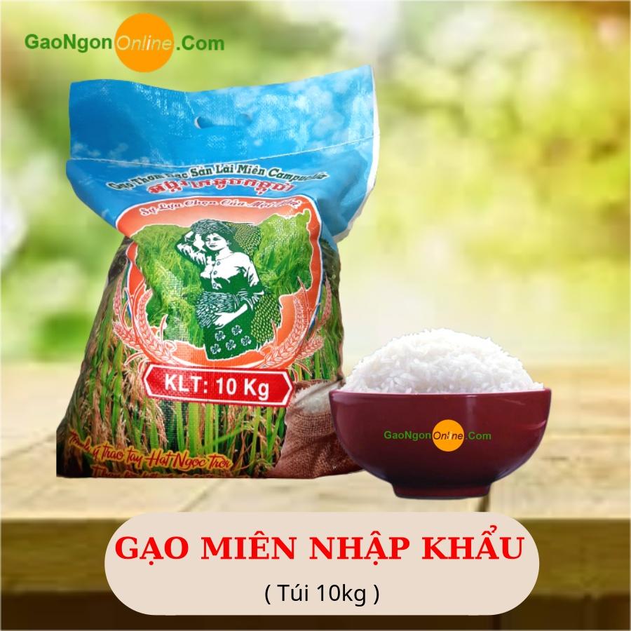 Gạo lài miên Campuchia - Gạo đặc sản cao cấp