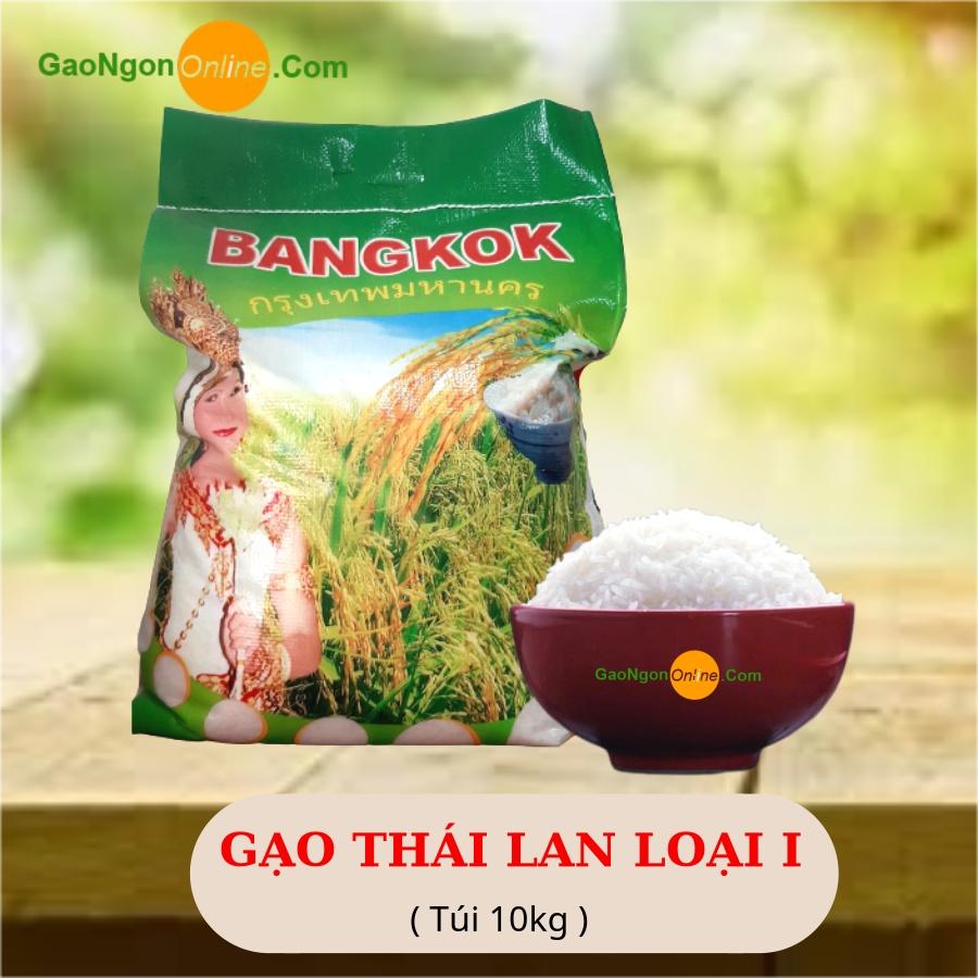 Gạo thơm thái lan nhập khẩu - Gạo bangkok loại đặc biệt