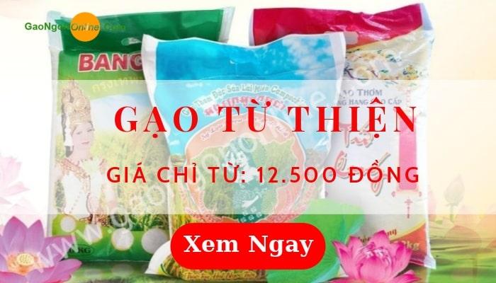 Gạo ngon online - Điểm cung cấp gạo chất lượng giá tốt nhất tại Hồ Chí Minh