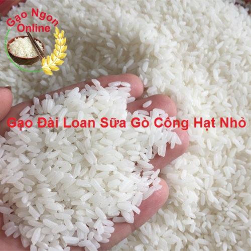 Gạo Đài Loan Sữa hay còn gọi là Đài Loan Xuất Khẩu