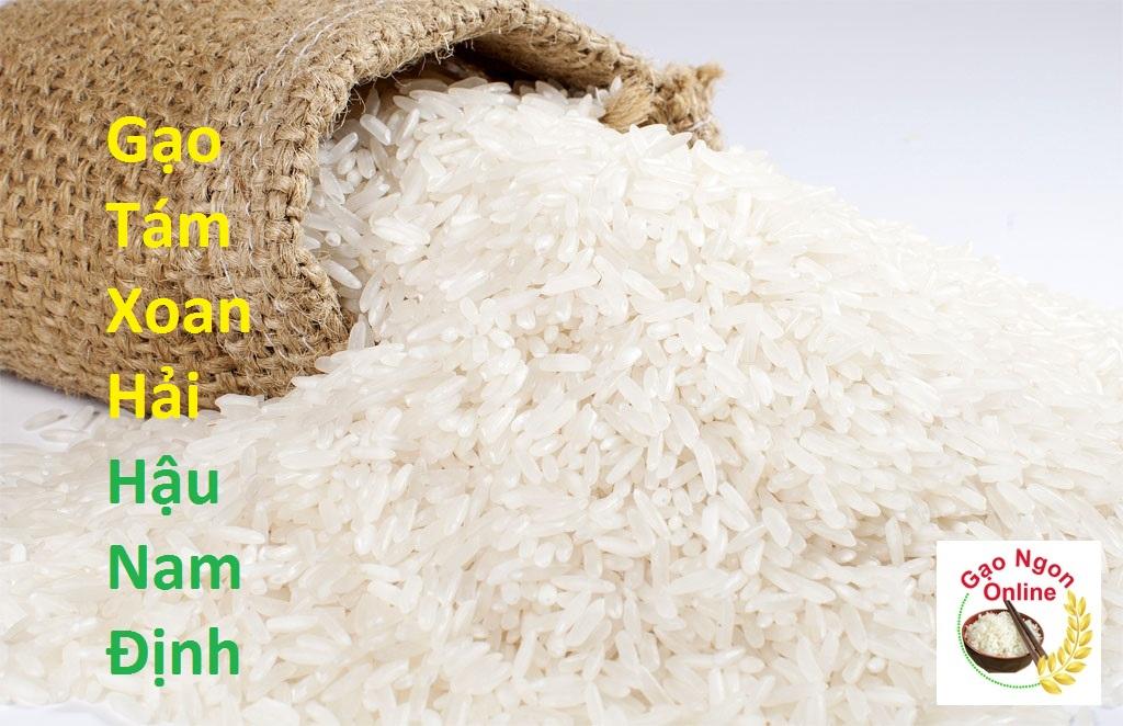 Vậy gạo Tám Xoan Hải Hậu có nguồn gốc như thế nào? Làm sao phân biệt được gạo Tám Xoan Hải Hậu xịn? Cách nấu gạo Tám như thế nào cho chuẩn? và Giá gạo Tám Thơm trên thị trường hiện nay là bao nhiêu?