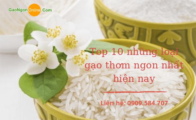Các loại gạo và giá – Loại gạo nào ngon nhất hiện nay