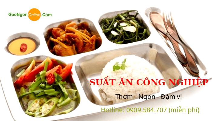 Gạo cho bếp ăn công nghiệp