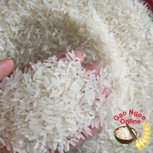Gạo từ thiện ngon