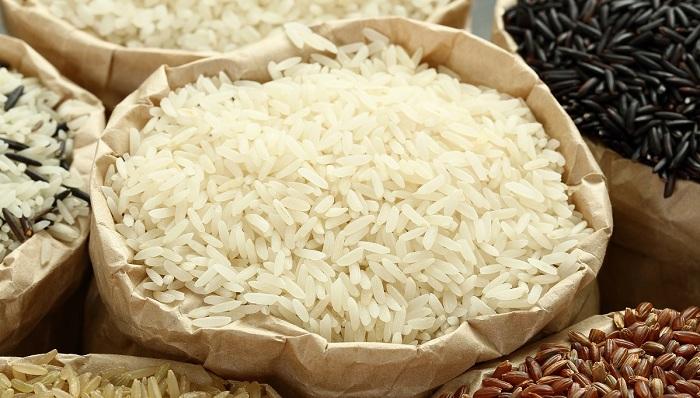 riso bianco chicco lungo
