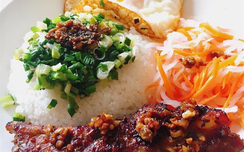 gạo nấu cơm tấm