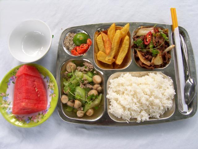 Các loại gạo cho suất ăn công nghiệp