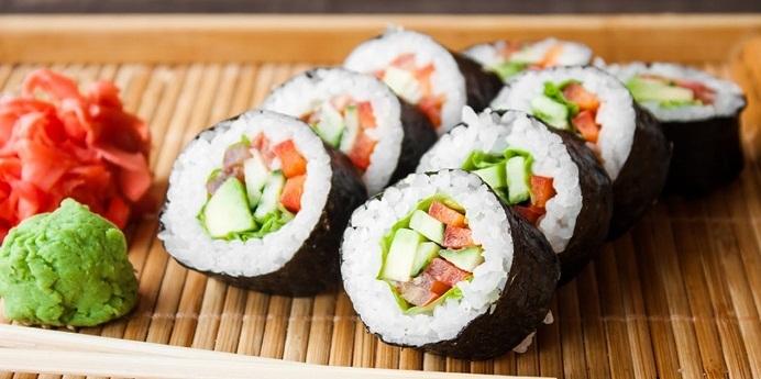 mua gạo Nhật làm sushi ở đâu tphcm