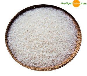 Cách nấu gạo thơm Mỹ