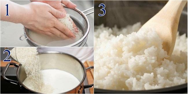 Cách nấu gạo thơm thái ngon tại nhà