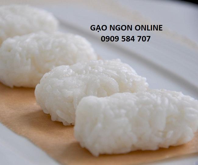 Gạo Nhật Bản nhập khẩu giá rẻ tại tphcm