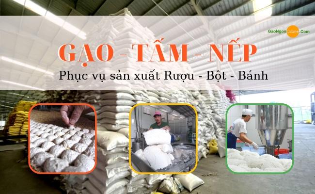 Bạn đang tìm nhà phân phối gạo làm bún giá tốt tại Miền Bắc giá bình ổn, chất lượng tốt