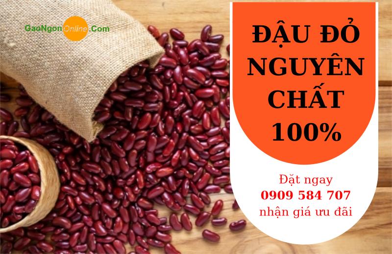 Gạo ngon online chuyên phân phối đậu đỏ nguyên chất giá sỉ cho đại lí/ doanh nghiệp/ nhà hàng với giá ưu đãi cam kết chất lượng cao